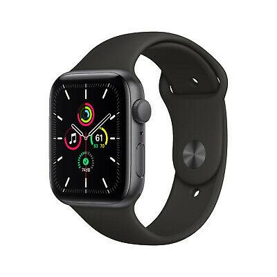 Apple Watch SE 44mm Grau (GPS)