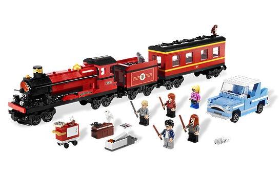 (Real Marketplace) Lego 4841 Harry Potter Hogwarts Express - Rarität aus dem Jahr 2011 zum ordentlichen Preis