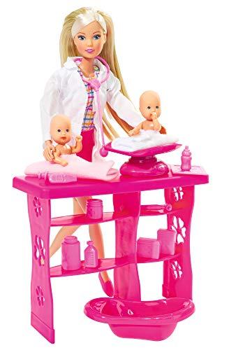 (Amazon Prime) Simba- Steffi Love Baby Doctor, Kinderärztin