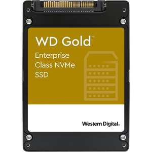 960GB SSD WD Gold Enterprise Class U.2 (2280) NVMe PCIe Mindstar