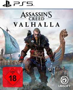 Assassin's Creed Valhalla PlayStation 5 - Otto NK (auch PC/PS4/Xbox ONE)