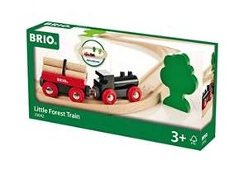 (Amazon Prime) Brio Starterset Wald