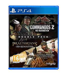 Commandos 2 & Praetorians: HD Remaster Double Pack (Playstation 4) Ps4 oder XBox One