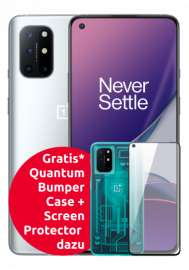 Oneplus 8T 128GB mit Glas & Case im Vodafone Otelo (40GB LTE, Allnet/SMS) mtl. 29,99€ einm. 4,99€ | keine AG