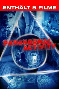 Paranormal Activity 2-6 HD   iTunes Store
