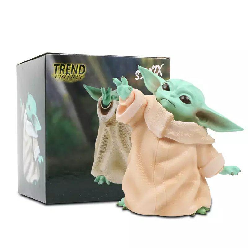 Star Wars Baby Yoda Action-Figur