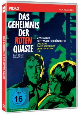 Das Geheimnis der roten Quaste DVD