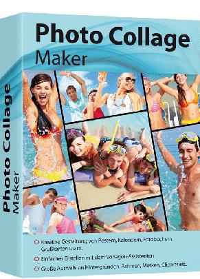 Photo Collage Maker (Download- Version)