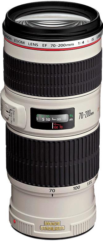 Canon EF 70-200mm F4.0 L IS USM Objektiv