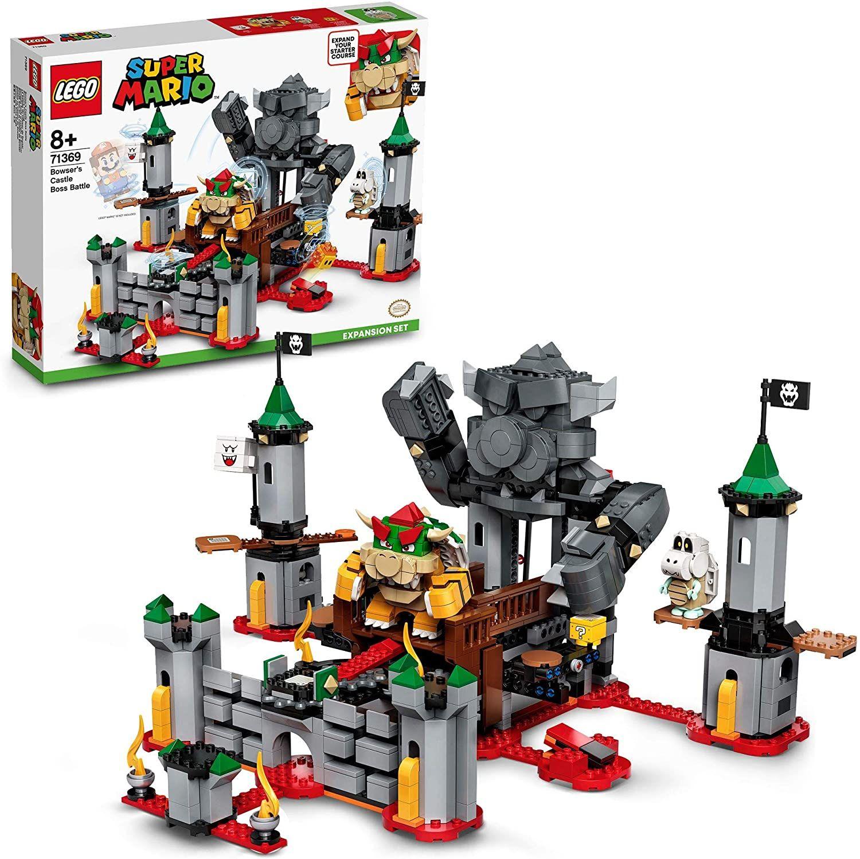 LEGO Super Mario (71369) Bowsers Festung - 1.010 Teile