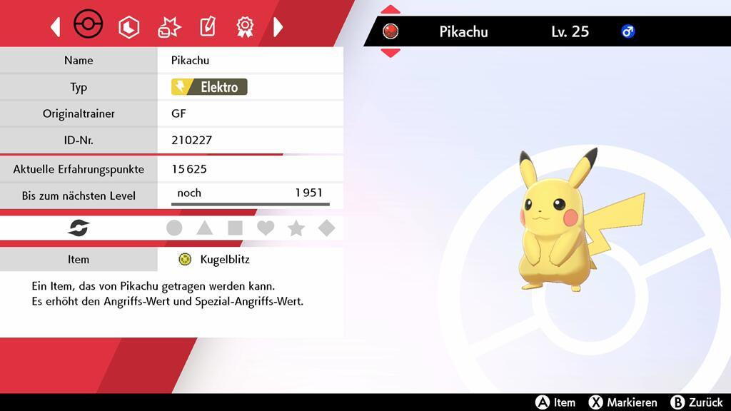 Gratis besonderes Pikachu das singen kann für Pokémon Schwert und Schild - Nintendo Switch