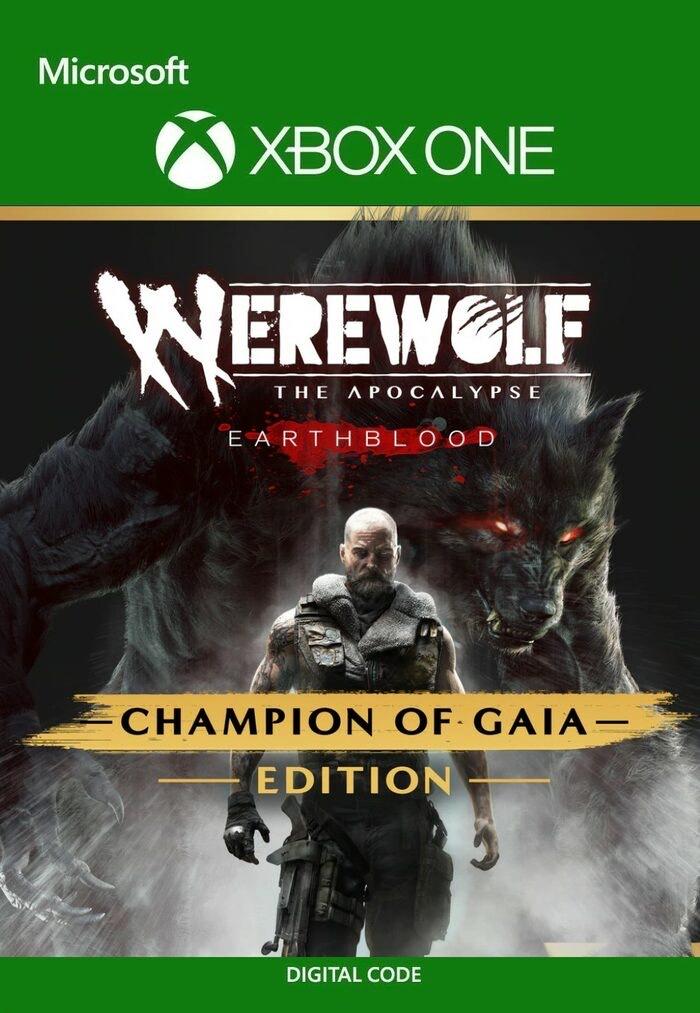Werewolf: The Apocalypse - Earthblood Champion Of Gaia Edition XBOX LIVE Key ARGENTINA
