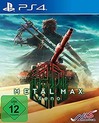 Metal Max: Xeno (PS4) [Amazon Prime]