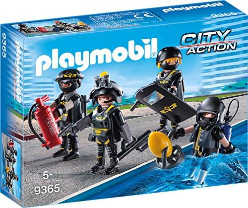 Playmobil SEK Team Amazon