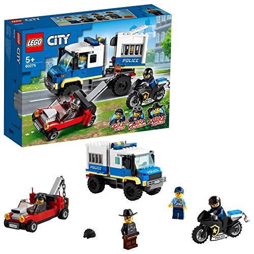 LEGO 60276 City Polizei Gefangenentransporter
