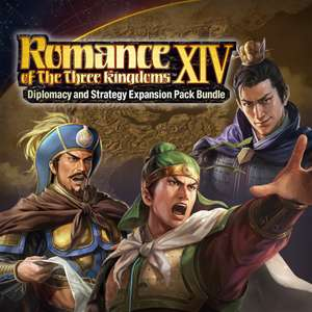 (PS4) Romance Of The Three Kingdoms XIV - DLC The Fall of Shu Han