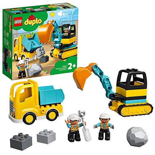 Lego Duplo Baufahrzeuge (Prime)