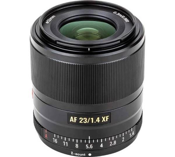 Viltrox 23F1,4 Objektiv für Sony E Mount   Digixo FR