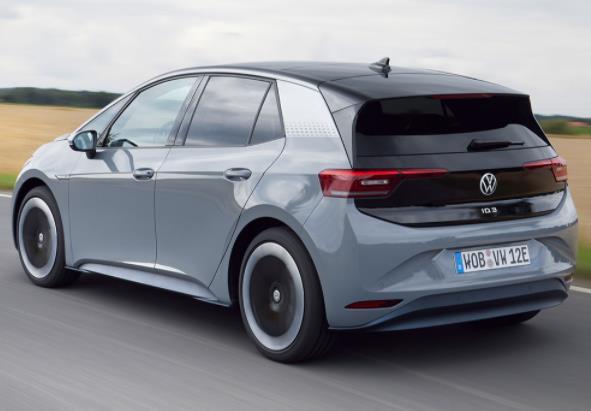 Privatleasing: VW ID 3 Pure Performance Elektro / 150 PS (konfigurierbar) für 167€ (eff 179€) monatlich - LF:0,53