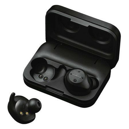 """[Amazon] JABRA """"Elite Sport"""" schwarz True-Wireless-Sport-Kopfhörer, bis zu 13 h Akku(4,5h Dauerbetrieb), IP67"""