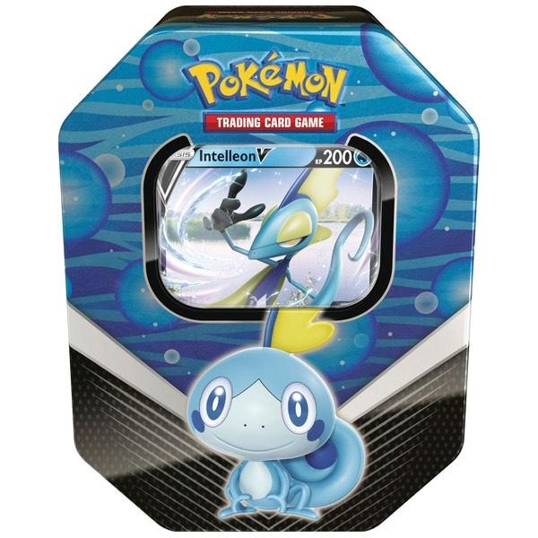 Pokémon Karten Tin Box