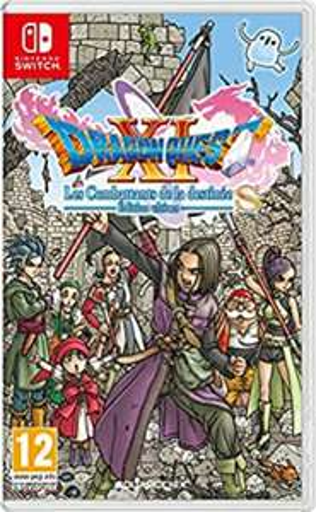 Dragon Quest XI: Streiter des SchicksalsS: Streiter des Schicksals - Definitive Edition (Switch)