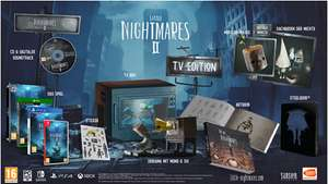 Little Nightmares 2 TV Edition Nintendo Switch Game