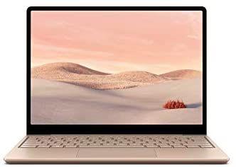 Microsoft Surface Laptop Go, 12,45 Zoll Laptop (Intel Core i5, 8GB RAM, 128GB SSD, Win 10 Home in S Mode)