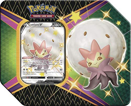 Vorbestellung Pokemon Pokémon Schwert und Schild Glänzendes Schicksal 4.5 Tin 1