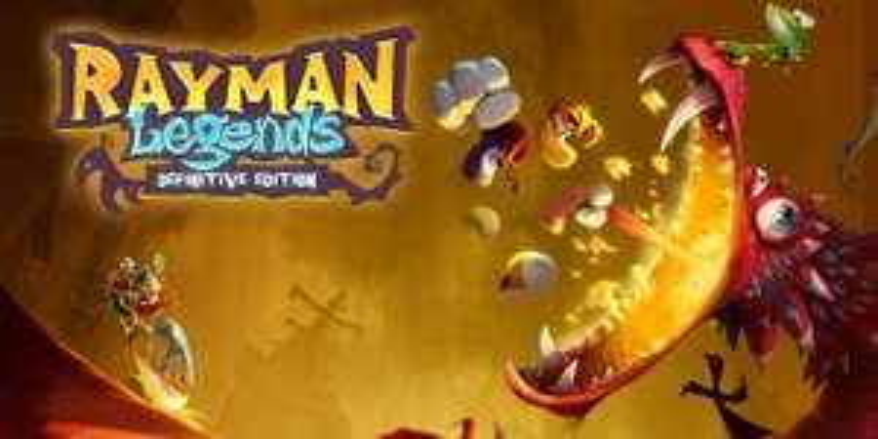 [RU] Nintendo eshop Switch Rayman Legends: Definitive Edition