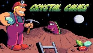Crystal Caves HD im Steam Store