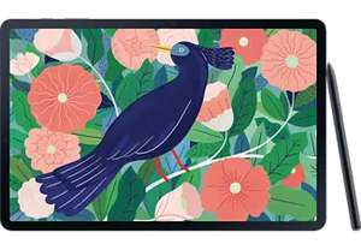"SAMSUNG Galaxy Tab S7+ 12,4"" WiFi-Tablet (8GB/256GB, 120Hz, USB-C 3.0 mit DP, 802.11ax, Android 11, 10090mAh, S-Pen) in allen Farben"