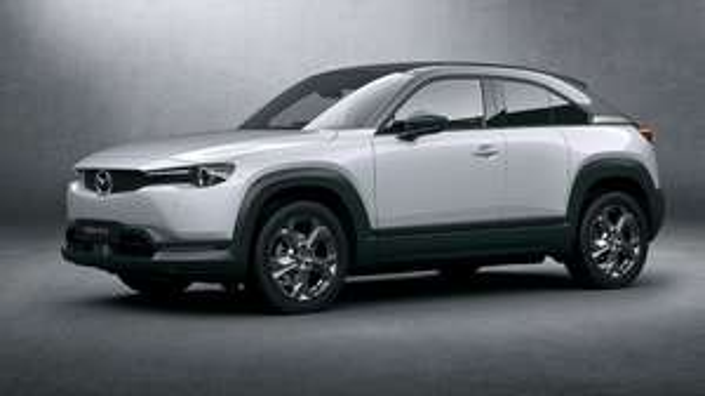Privatleasing: Mazda MX 30 Elektro (konfigurierbar) für 100€ (eff 144€) monatlich - LF: 0,29