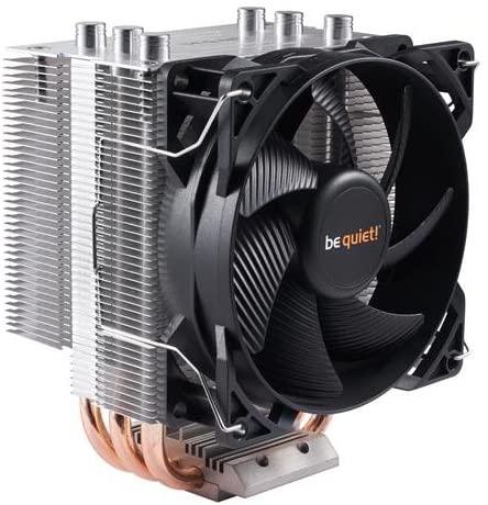 be quiet! Prozessorkühler Pure Rock Slim BK008 (Für AMD und Intel-Sockel) [Amazon-Prime]