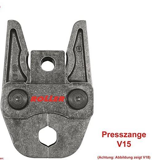 [Contorion] Nischendeal 15mm Roller Presszange V-Presskontur