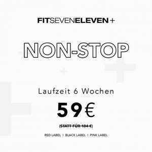 [LOKAL Frankfurt & Umgebung] Fitseveneleven - 6 Wochen gratis trainieren