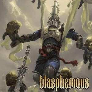 Blasphemous, Bomber Crew, Boomerang Fu, Tengami, SkyDrift (Prime Gaming März)