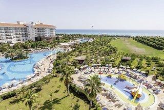 4 Wochen Türkische Riviera ab 747€/Person | Seaden Sea World Resort & Spa | all inclusive | mit Flug & Transfer