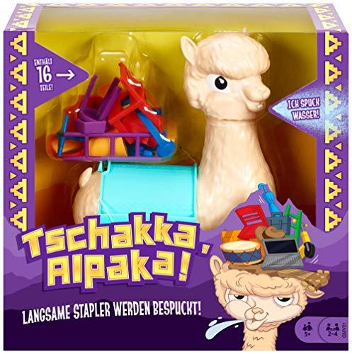 (Amazon Prime) Mattel-Tschakka Alpaka lustiges Kinderspiel und Partyspiel
