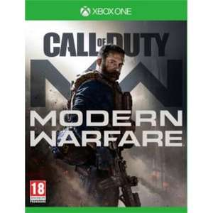 Call of Duty: Modern Warfare Xbox One für 20,20€ inkl. Versand (Fnac.com)