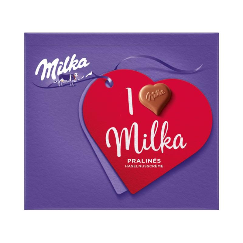 [Marktguru] Milka Pralines effektiv für 0,61€