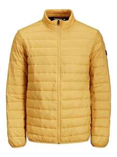 35% extra Rabatt auf bereits reduzierte (Winter-)Jacken, z.B. Jack & Jones JJEERIC PUFFER COLLAR STS