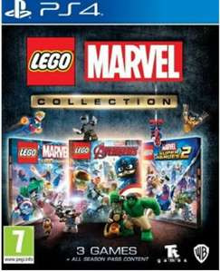 Amazon UK: LEGO Marvel Avengers Collection