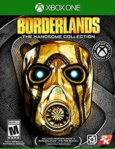 Borderlands: The Handsome Collection(Xbox One) [Amazon Marketplace]