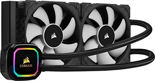 Corsair iCUE H100i RGB PRO XT CPU-Wasserkühlung für 94,47€ (Amazon.es)