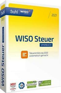 [ebay | Thalia] WISO steuer Sparbuch 2021 PC zum Bestpreis für 18,99€