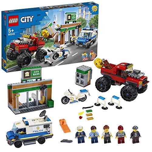 (Amazon) Lego City 60245 - Raubüberfall mit dem Monster-Truck (UVP - 36 %)