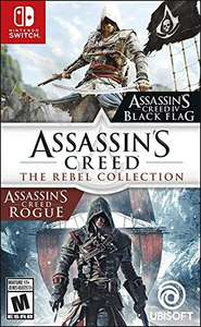 Assassin's Creed: The Rebel Collection (Switch) für 24,17€ inkl. Versand (Amazon.com)