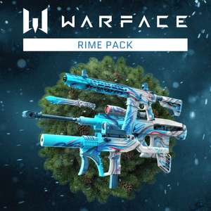 (PS4) Warface - Rime PS+ Pack (Playstation Plus)