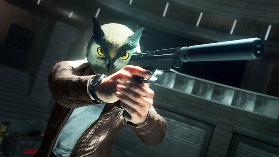 (PC/PS4/Xbox/Stadia) Watch Dogs Legion - DLC Vanoss Mask Skin